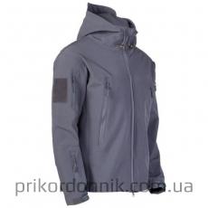 Тактическая куртка Softshell ESDY серая