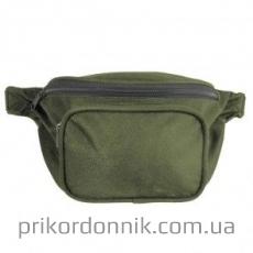Милтек сумка-пояс Fanny pack olive олива