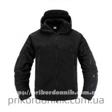 Флисовая куртка Pawe Hawk, черная