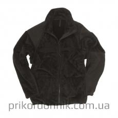Флисовая куртка MIL-TEC MFH GEN III Black