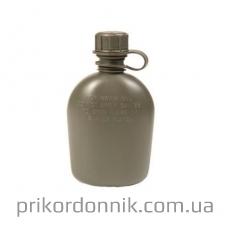 Фляга армейская пластик Mil-Tec