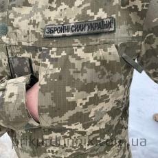 Новый камуфляж украинской армии 2021 г., ММ14- Фото№5