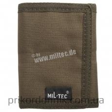 Бумажник мил-тек олива