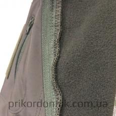 Куртка Softshell олива зимняя- Фото№8