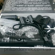 Фонарь с лазером Police BL-Q9840 30000W