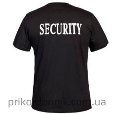 Футболка ′SECURITY′, МІЛ -ТЕК- Фото№2