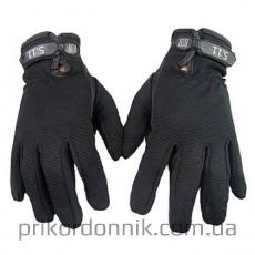 Перчатки с пальцами 5.11 черные