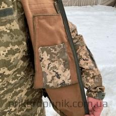 Куртка Softshell пиксель ВСУ Тактика- Фото№10