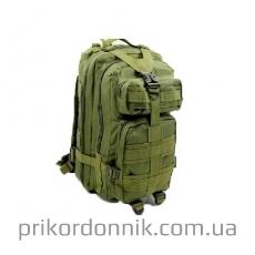 Рюкзак тактический 20 литров олива