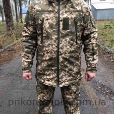 Костюм зимний Soft Shell ЗСУ