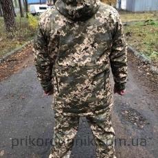 Костюм зимний Soft Shell ЗСУ- Фото№2