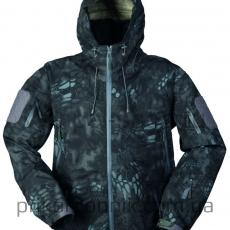 Mil-tec Куртка Hardshell мембранная kryptek typhon