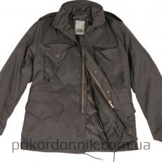 Куртка полевая черная US FELDJACKE M65