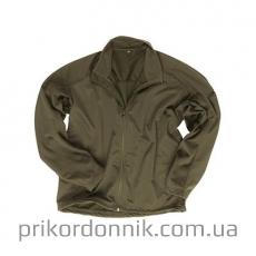 Куртка облегченная трехуровневая MIL-TEC олива