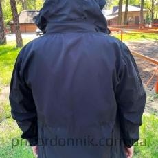 """Куртка Softshell черная """"Тактик""""- Фото№6"""