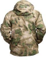Куртка непромокаемая с флисовой подстежкой Mil-Tec