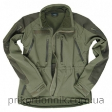 Тактическая куртка Softshell Jacket MT-Plus Sturm Mil-tec