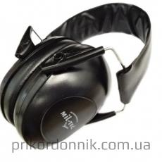 Наушники стрелковые пассивные Mil-Tec EAR PROTECTION , черные