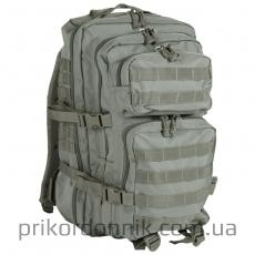 Рюкзак US ASSAULT PACK SM FOLIAGE серый 20л