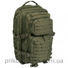Рюкзак олива US ASSAULT PACK LG LASER CUT 36л
