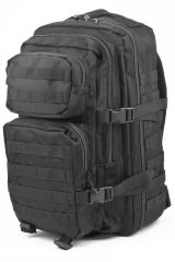 Рюкзак US ASSAULT PACK LG SCHWARZ 36л