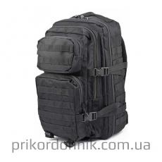 Рюкзак US ASSAULT PACK SCHWARZ 20л