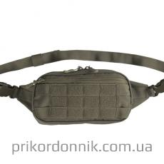 Поясная тактическая сумочка с молле GÜRTELTASCHE олива