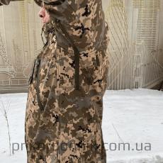 Куртка Softshell пиксель ВСУ Тактика- Фото№7