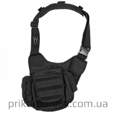 Сумка черная SLING BAG MULTIFUNCTION