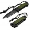 Нож складной TASCHENMESSER DA35 олива