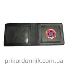 Обложка для удостоверения СБУ с карманом и шевроном- Фото№2