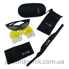 Тактические очки 5.11 Aileron Shield