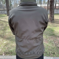 "Куртка Softshell олива ""Тактик""- Фото№7"