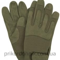 Армейские перчатки олива ARMY GLOVES