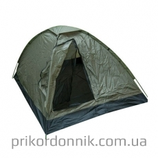 Палатка MIL-TEC 3-местная ′IGLU STANDARD′ OLIV