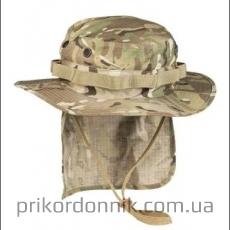 Армейская панама с защитой шеи R/S M.NECKFLAP Мультикам