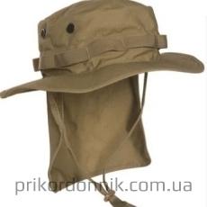 Армейская панама с защитой шеи R/S M.NECKFLAP COYOTE