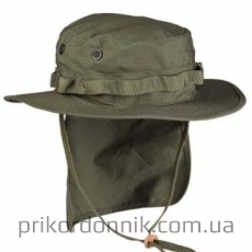 Армейская панама с защитой шеи R/S M.NECKFLAP Олива
