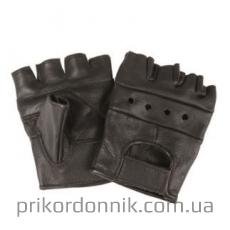 Перчатки BIKER FINGERLINGE LEDER