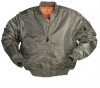 Куртка пилот  US FLIGHT JACKET 'TYPE MA1®' PES OLIV