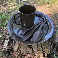 Набор посуды CAMP SET VA, 5 пр. на одну персону