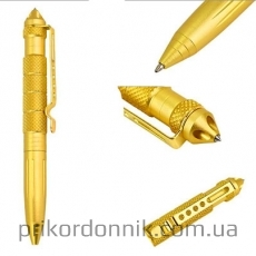 Тактическая ручка, золотая