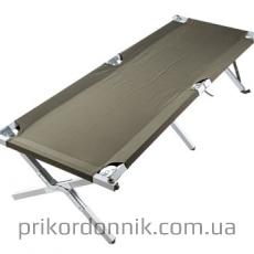 Походная кровать США алюминиевая (210X70 CM)