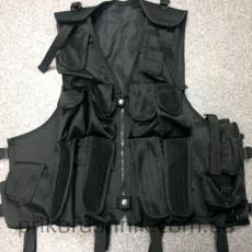 Разгрузочный жилет черный