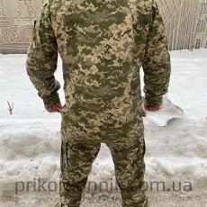 Новый камуфляж украинской армии 2021 г., ММ14- Фото№2