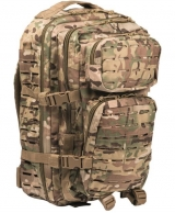 Рюкзак 36 л MIL-TEC Assault LazerCut Multicam