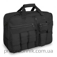 Рюкзак сумка CARGO черный