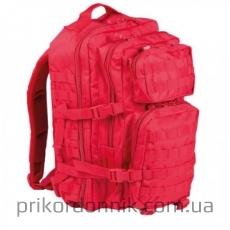 Рюкзак RED BACKPACK US ASSAULT20л