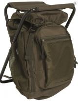 Рюкзак 20л со складным стулом MilTec Olive