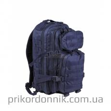 Рюкзак 36л, US ASSAULT PACK LG DK.BLAU- Фото№1